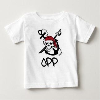 Camisa del bebé de OPP el |