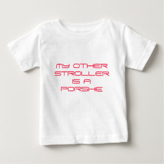 Camisa del bebé del cochecito de Sassydog