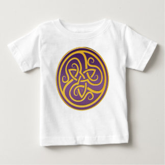 Camisa del bebé del logotipo de AGK
