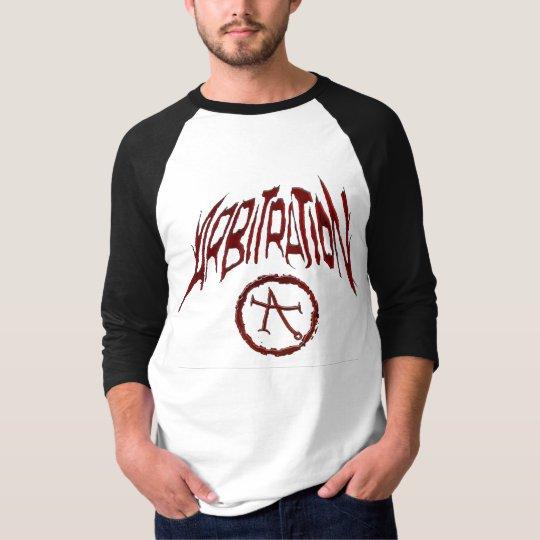 Camisa del béisbol del arbitraje (gris/negro)