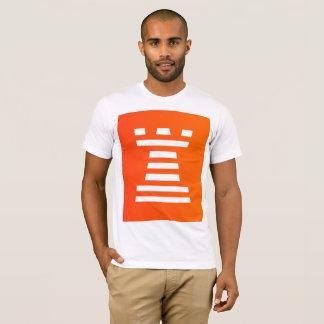 Camisa del blanco de ChessME