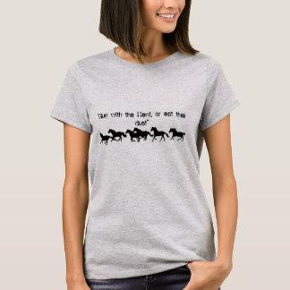 Camisa del caballo, camisa de los caballos, camisa