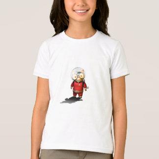 Camisa del cadete para los chicas