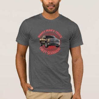 Camisa del camión de Chevy Silverado de los