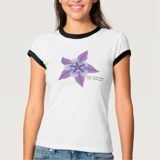 Camisa del campanero de los azules marinos