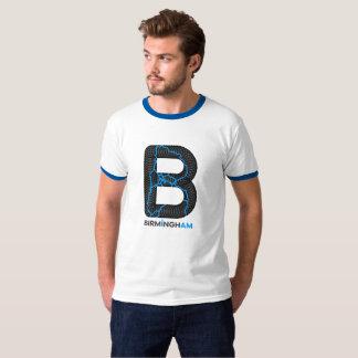 Camisa del campanero de los canales de Birmingham