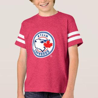 Camisa del Capybara del equipo de los niños