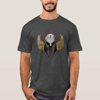 Camisa del casco y de las alas