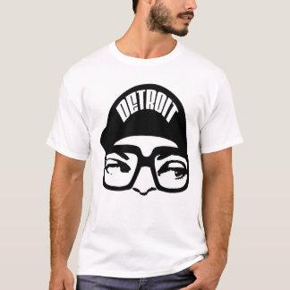 Camisa del casquillo de los años 80 de Detroit