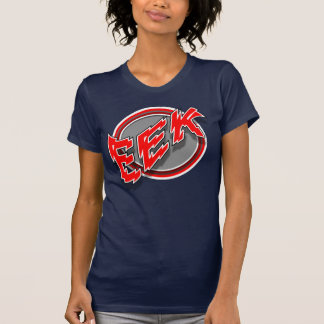 Camisa del chillido de la EEK
