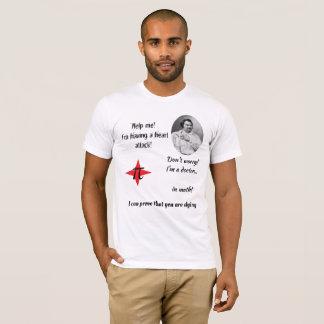 Camisa del chiste de la matemáticas