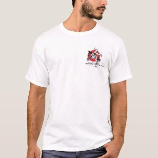 Camisa del club del judo