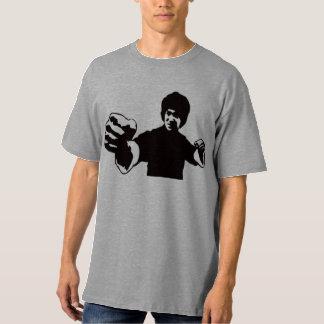 Camisa del combatiente del karate