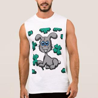 Camisa del conejito del día de St Patrick
