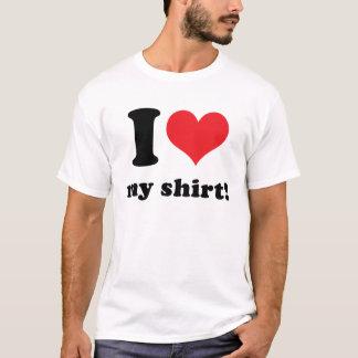 Camisa del corazón del personalizado I