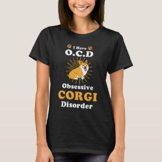Camisa del corgi de OCD