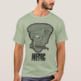 Camisa del cráneo del MÉDICO
