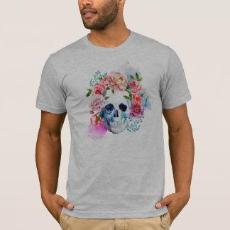 Camisa del cráneo el | Elegant Dia de los Muertos