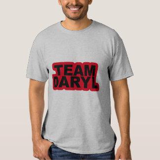 camisa del daryl del equipo