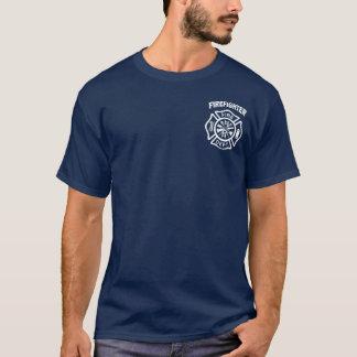 Camisa del deber del bombero