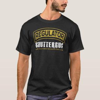 Camisa del deber del registro: Shutterbug