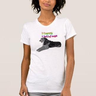 Camisa del día de fiesta del Wolfhound irlandés