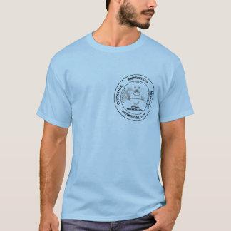 Camisa del día de la conciencia del pitbull