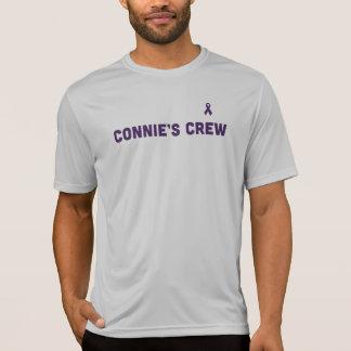 Camisa del día de la raza de Connie del equipo