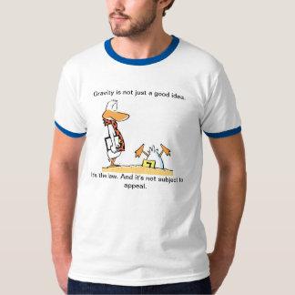 Camisa del dibujo animado de la aviación de la