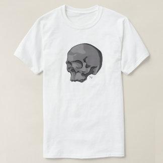 Camisa del diseño del cráneo