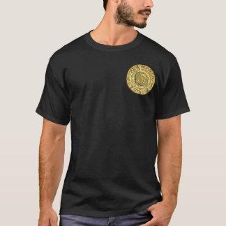 Camisa del doblón de avenida Maria la Florida