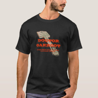 Camisa del doctor Oakroot
