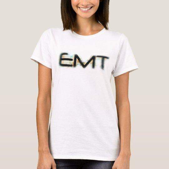 camisa del emt