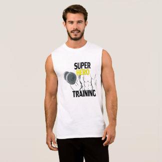Camisa del entrenamiento