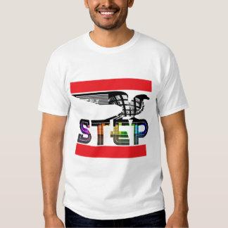 Camisa del equalizador de la paloma de Dubstep