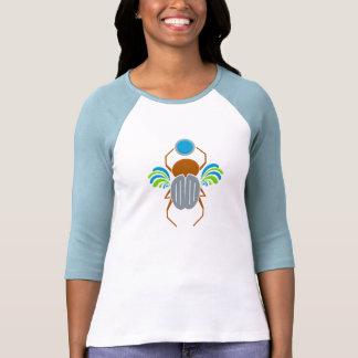 Camisa del ESCARABAJO - elija el estilo y el color