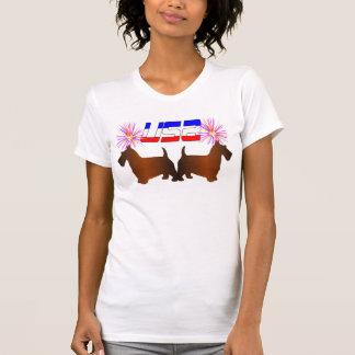 Camisa del escocés de los E.E.U.U.