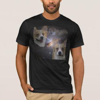 Camisa del espacio del Corgi