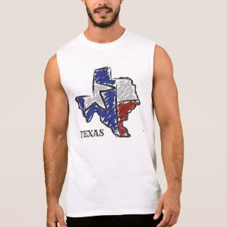 Camisa del estado de TEJAS