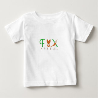 Camisa del Fox - bebé