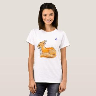 Camisa del Fox de las mujeres