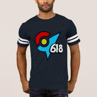 Camisa del fútbol de 618 PoGo