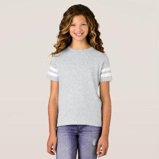 Camisa del fútbol de los chicas