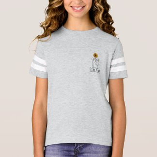 Camisa del fútbol de los chicas del EVM