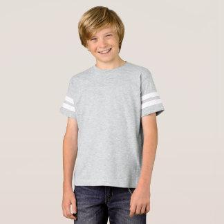 Camisa del fútbol de los muchachos