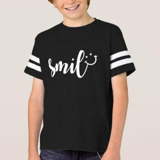 Camisa del fútbol de los niños de la panda de la