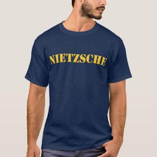 Camisa del gimnasio de Nietzsche