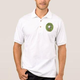 Camisa del golf - diseño del estilo de bolsillos