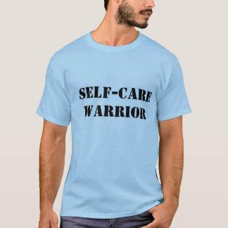 Camisa del guerrero de la autosuficiencia para los