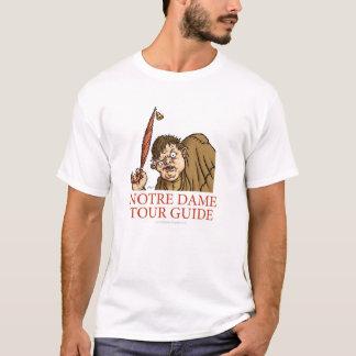 Camisa del guía turístico de Quasimodo